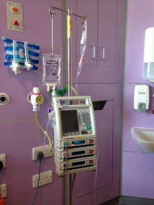 The IV Pump